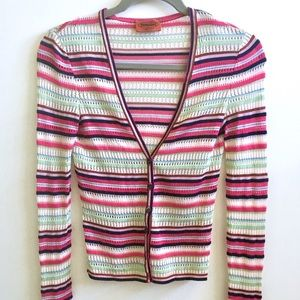Missoni Knit Cardigan